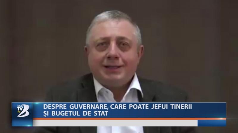 DESPRE GUVERNARE, CARE POATE JEFUI TINERII ȘI BUGETUL DE STAT
