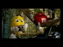 Реклама M M's (Изгой) 2003