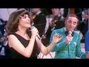 Mireille Mathieu et Charles Aznavour Celui Que J'Aime 1973