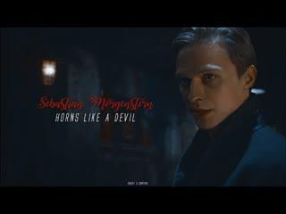 Sebastian Morgenstern ○ Horns Like A Devil ○ Ghost x control