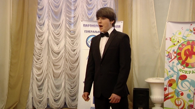 Международный конкурс Яскрава країна, г. Одесса, Воронцовский дворец