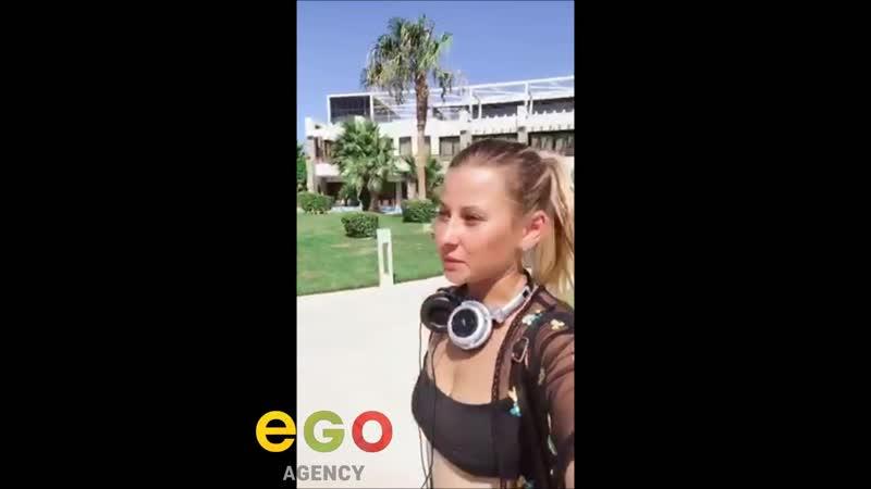 Отзыв украинки Веры о работе в 5* отеле Шарм-Эль-Шейха от EGO agency