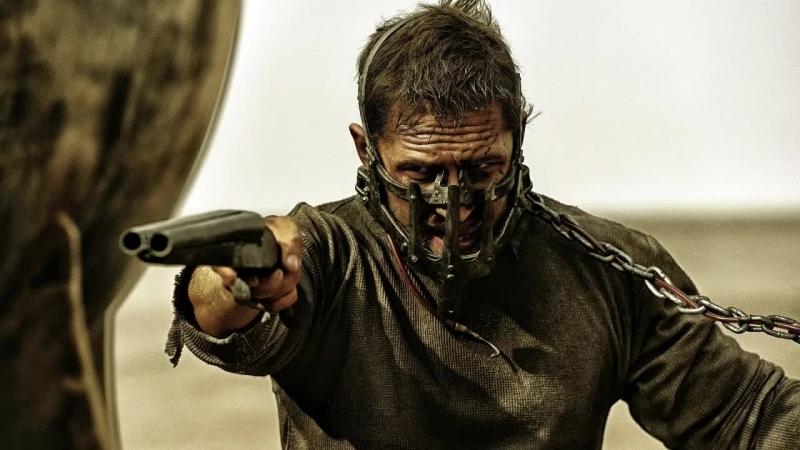 Безумный Макс: Дорога ярости (2015) [Жанр: боевик, фантастика, приключения] HD