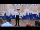 """""""Песенка для друзей"""" в исполнении Семена Иванова."""