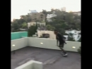 Skating on the top