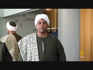 Традиционная египетская одежда - الأزياء التقليدية - مصر