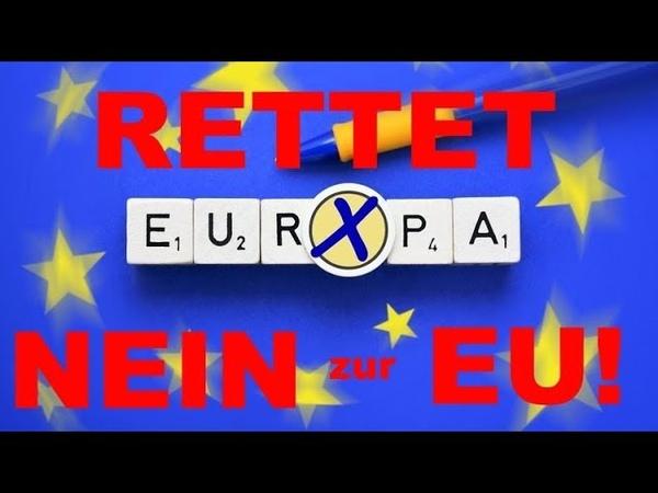 Die EU eine Demokratie NEIN eher eine DIKTATUR Wir haben KEINE Wahl