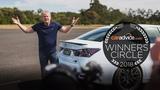 The Winners Circle 2018, Anthony Crawford Lexus GS F