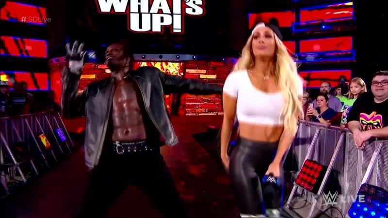 WWE QTV ☆ Smackdown Live Як справи Белкин