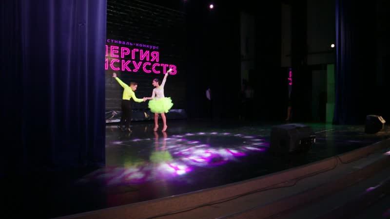 Коллектив Меридиан Рок-н-ролл Всероссийский фестиваль-конкурс Энергия искусств - 2018