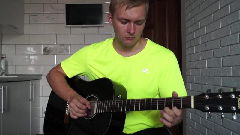 (Charlie Puth) Attention Fingerstyle cover