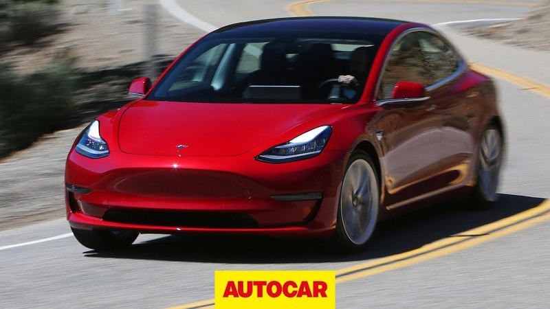 2018 Tesla Model 3 Review Enough to beat a BMW or Mercedes Autocar
