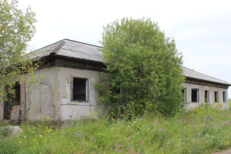 Второй заброшенный корпус водолечебницы «Иргина»