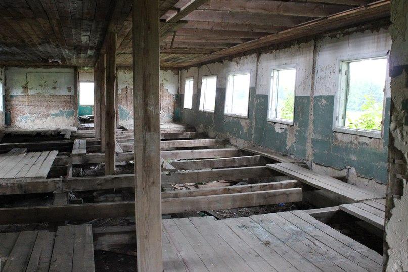 Внутри второго корпуса