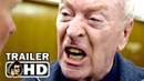 THE KING OF THIEVES Trailer 2018 Michael Caine Movie