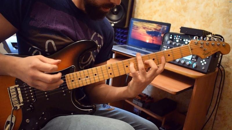 Fender Stratocaster 1987 Clean Tone Groove Hip Hop NeoSoul Gospel Loop