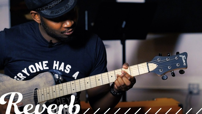 Isaiah Sharkey on DAngelos Till Its Done | Reverb Tips and Tricks