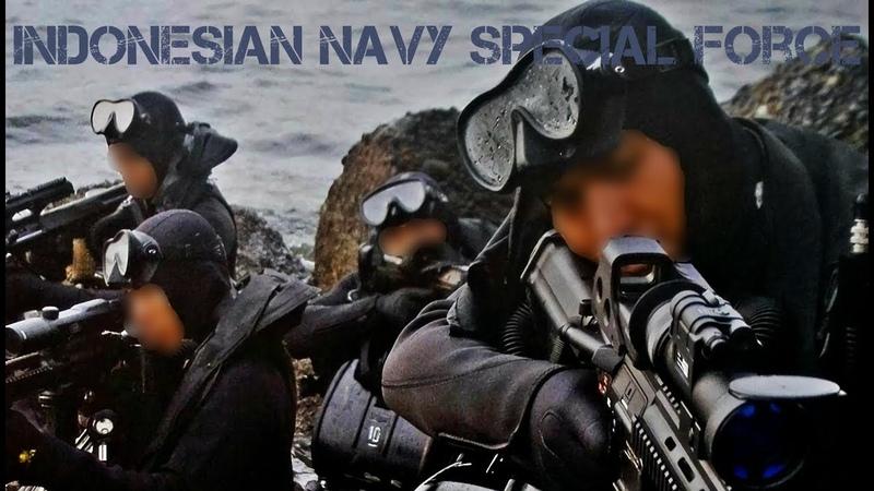 Pasukan Khusus TNI AL - Indonesian Navy Special Force DENJAKA/TAIFIB/KOPASKA