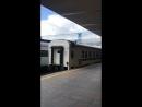 Євген Кравцов знаходиться в Ж Д Вокзал Киев Kyiv Щойно відправили у перший рейс поїзд чотирьох столиць Щасливої дороги