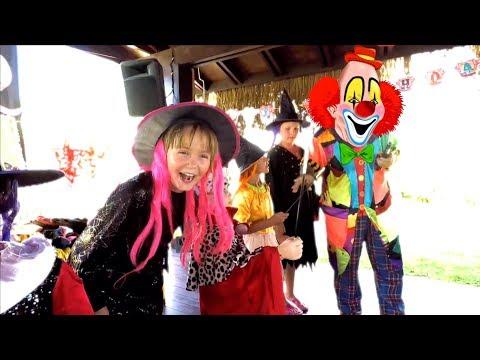 Fiko The Clown | Gloria Verde | For Kids | Funny Clown videos