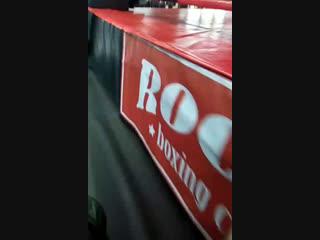 кубок Рокки женский бой