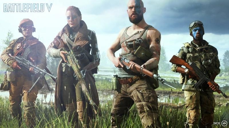 Battlefield V: A-Team Trailer Edit