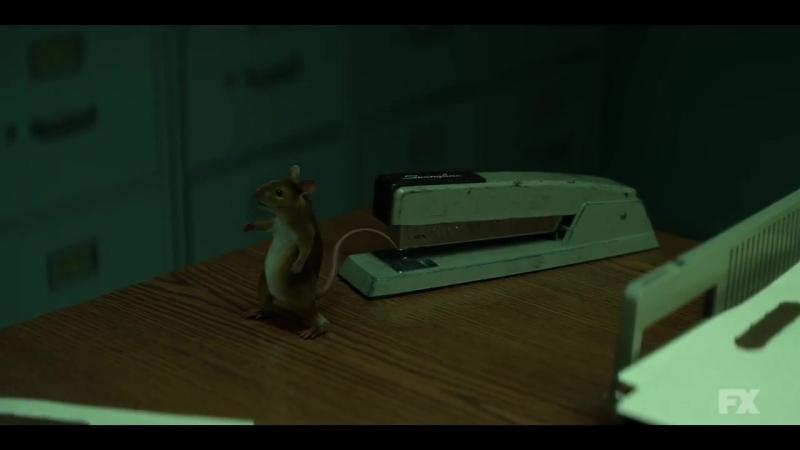 LEGION s2e06 Slave to Love Singing Mouse Scene