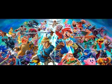 Super Smash Bros Ultimate стало известно, сколько места займет цифровая версия файтинга