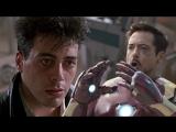 Как Роберт Дауни младший получил роль «Железного человека»