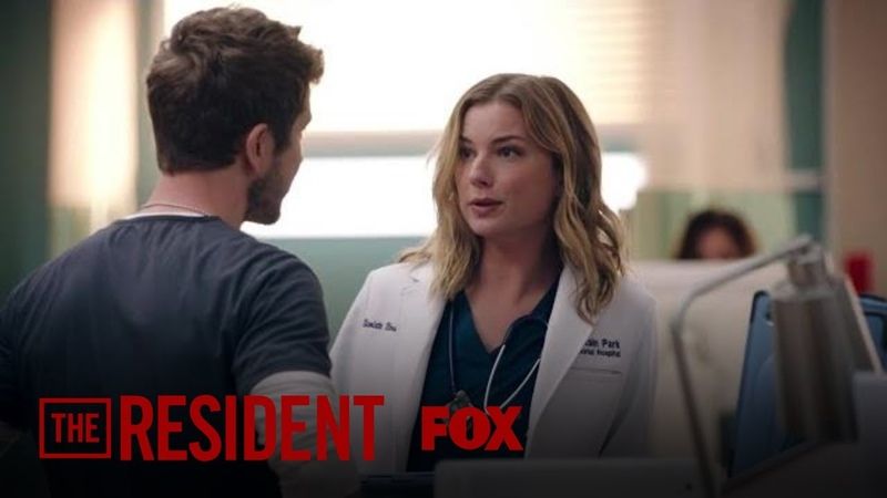 Conrad Nic Help Out Some Kids Season 2 Ep 5 THE RESIDENT