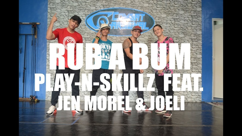 Rub A Bum by Play-N-Skillz feat. Jenn Morel Joeli | Zumba® | Z Horse