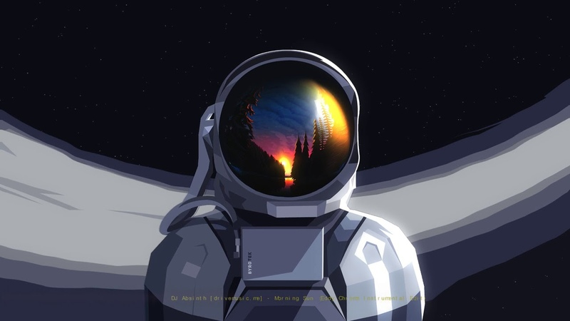 DJ Absinth - Morning Sun (Eddy Chrome Instrumental Edit) [No copyright] Без авторских прав