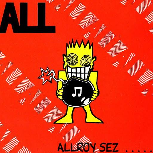 all альбом Allroy Sez…