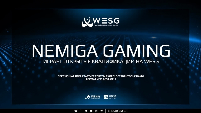 WESG 2019 OPEN QUALIFIER by BooMs