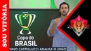 Moto Clube 2 x 0 Vitória: Comentários e análise de Gustavo Castellucci