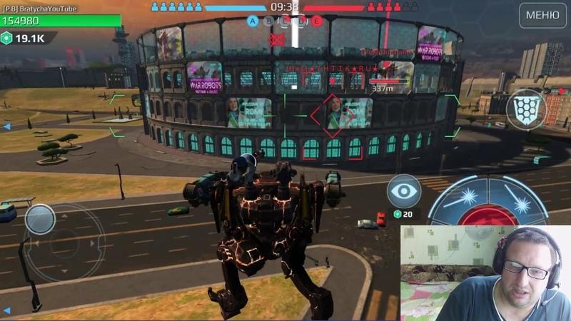 War Robots Про пилотов и новые плюшки