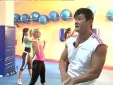 Групповая тренировка - сушим бедра и плечи (Анна Куркурина)