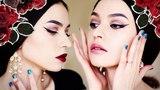 Макияж ко дню Святого Валентина Макияж Марии Каллас Макияж Dolce &amp Gabbana Anisia Beauty