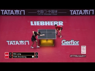 Fan Zhendong - Legendary Player ( Brutal Shots)