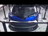 2018 Toyota C-HR R Tuned Exterior Walkaround LA Auto Show