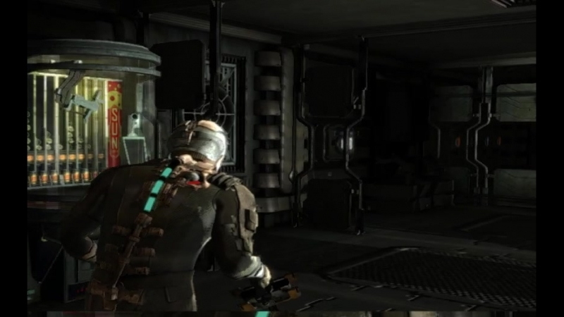 Let's Play от Димы (Dead Space, тяжелый уровень сложности) [2 часть]
