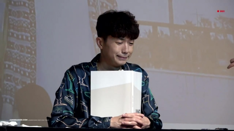 [FANCAM] WOOYOUNG(우영) 20180616 헤어질때 메이킹북 팬사인회 (Edit ver.)
