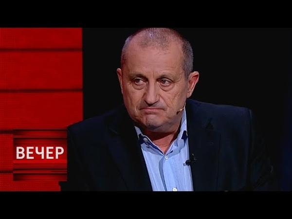 Кедми: Репрессии - надругательство над законом! Вечер с Соловьевым от 30.10.18