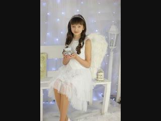 I have a dream Золотухина Лиза 11 лет вокальная студия Контраст