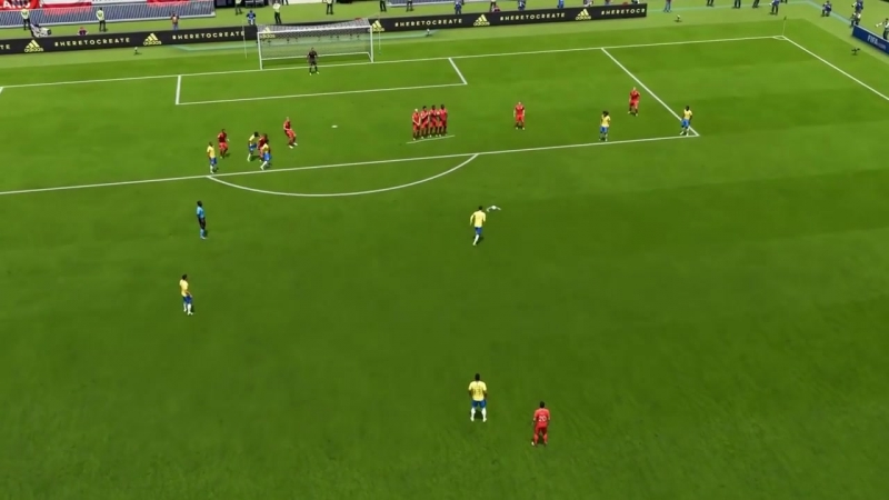 [LOKELANI] FIFA 18 | MY TOP 10 INDIRECT FREE KICKS