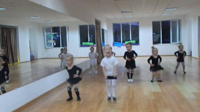 3 - Зоопарк продолжается :), детские танцы 3-4 года