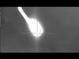Панцирь-С1 сбивает боевой дрон боевиков.