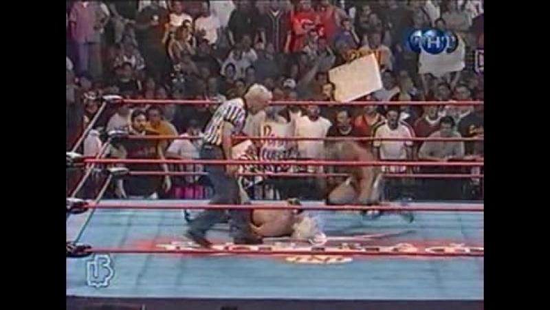 Титаны реслинга WCW Nitro May 29 2000