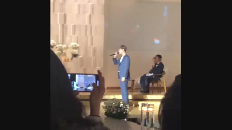 19.10.18 k_jinsuni Instagram Güncellemesi _ [4] - - Jaejinin şarkı söylediği anlardan bir video daha - - FTISLAND Minhwan Yulhee