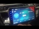 Установка Штатного Головного устройства на Toyota RAV 4 - 2017 - АвтоДобряк.ру